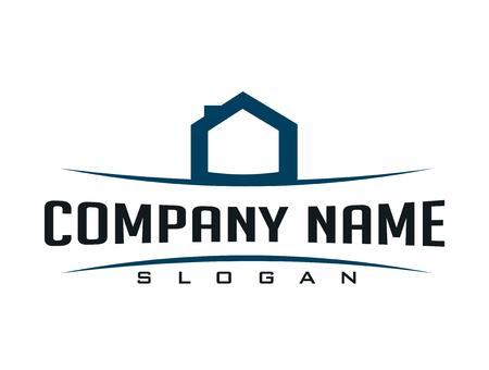 Logo real estate