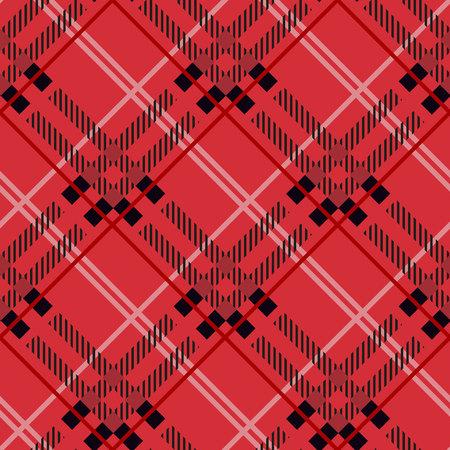 Tartan,plaid pattern vector background.Tartan pattern. Fashion illustration,vector Wallpaper. Christmas,new year decor. Traditional red,black,green scottish vector,Christmas tartan ornament.