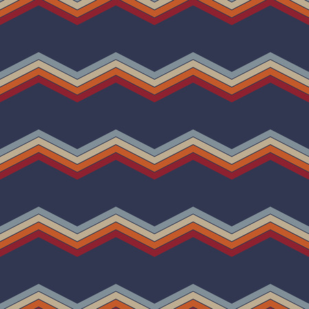 Chevron zigzag pattern abstract art background, color trends eps10