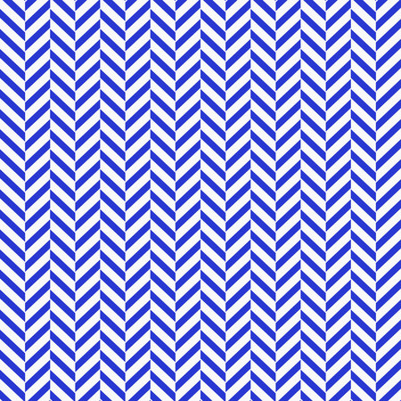 hand drawn blue herringbone pattern design . vector illustration eps10 Standard-Bild - 127256575