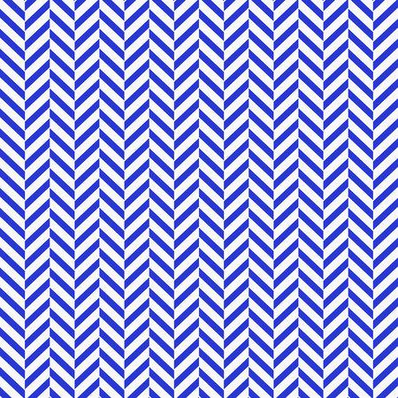 hand drawn blue herringbone pattern design . vector illustration eps10
