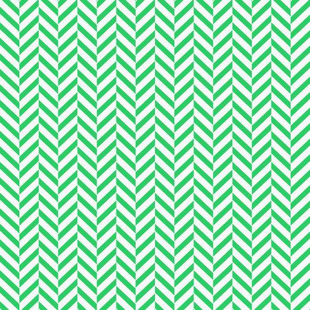 Seamless black and green herringbone pattern vector eps 10 Illustration