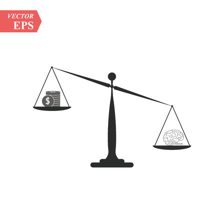 Libra line icon. Element of bankig icon for mobile concept and web apps. Thin line Libra icon can be used for web and mobile eps10 Standard-Bild - 127232447