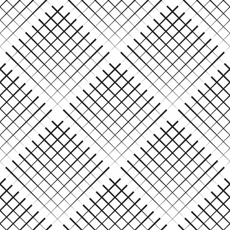Diagonal gride texture seamless. Linear vector pattern background eps10