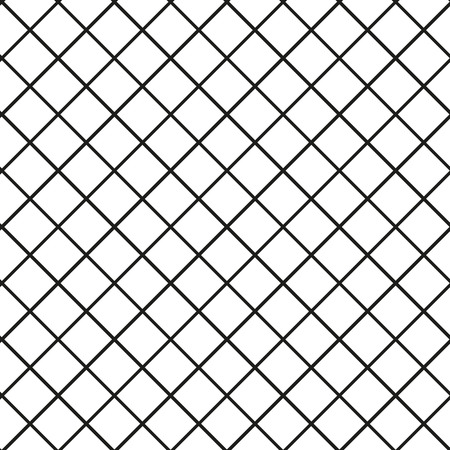 Seamless grid, mesh pattern. millimeter, graph paper background. Squared texture eps10