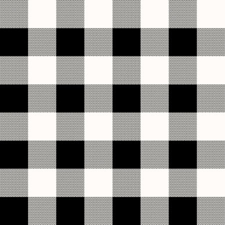 Plaid tartan seamless pattern. Brown, beige, white color. Scottish, lumberjack and hipster fashion style. Stock Vector - 121457979