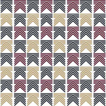 abstract geometric lines graphic design chevron pattern.EPS 10 Illustration