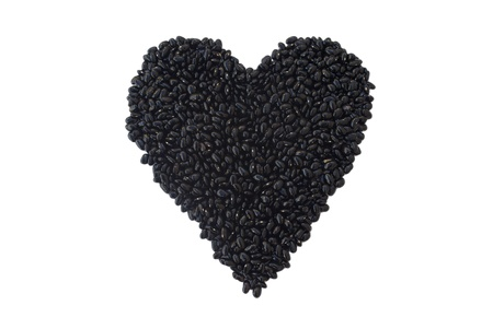 Black Beans: Heart Healthy Nutrient that contains Folate,Magnesium,Antioxidants and lowers cholesterol photo