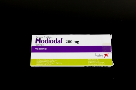 Modafinil is a wakefulness-promoting drug (eugeroic) that is approved by the United States' Food and Drug Administration (FDA) for the treatment of narcolepsy, shift work sleep disorder and excessive daytime sleepiness associated with obstructive sleep ap Publikacyjne