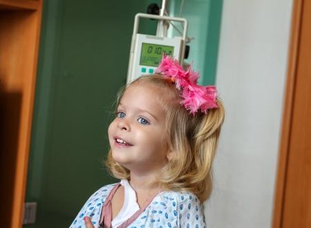 treating: Hospitalized Girl