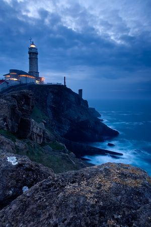 Mayor of Cape Lighthouse Stock Photo - 2599521