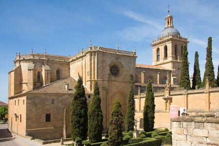 salamanca: Cathedral of Ciudad Rodrigo, Salamanca, Castilla y Leon (Spain)