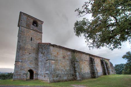 cantabria: Chapel in Lierganes, Cantabria (Spain)