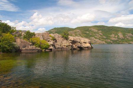 zamora: Lagoon of Sanabria, Zamora (Spain)