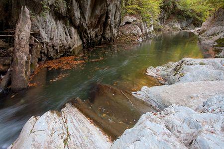 navarra: River of Irati, Navarra (Spain)