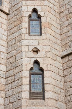 episcopal: Episcopal palace in Astorga, Castilla y Leon (Spain)