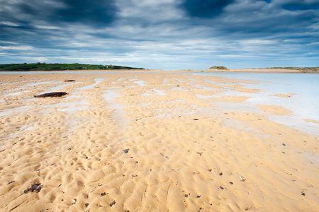 cantabria: Beach of Pueblo del sol, Cantabria, Spain
