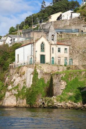 hermitage: Hermitage in Oporto, Portugal Stock Photo