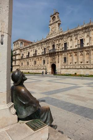 marcos: San Marcos, Leon, Castilla y Leon, Spain