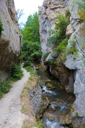 alava: Parque natural de Valderejo, Alava, Spain