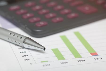 accountancy: Accountancy graphics and calculator