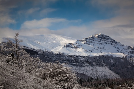 alava: Parque natural de Gorbea, Alava, Spain