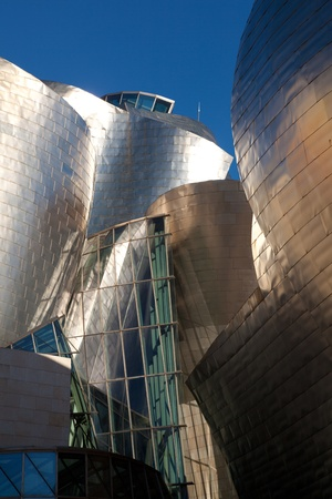 Bilbao, December 1, 2010, Guggenheim museum