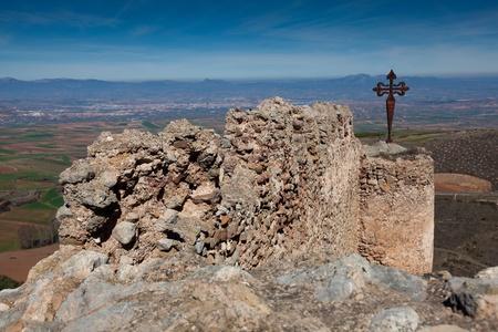 Castle of Clavijo, La ja, Spain Stock Photo - 9140959