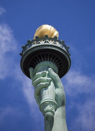 stone of destiny: Statue of Liberty, New York, USA