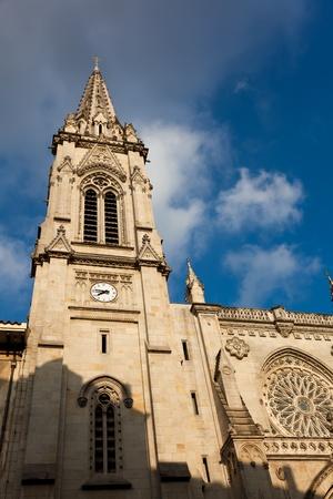 Cathedral of Santiago, Bilbao, Bizkaia, Spain Stock Photo - 10086549