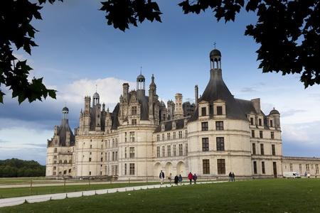 chambord: Chambord castle, Loir et Cher, France