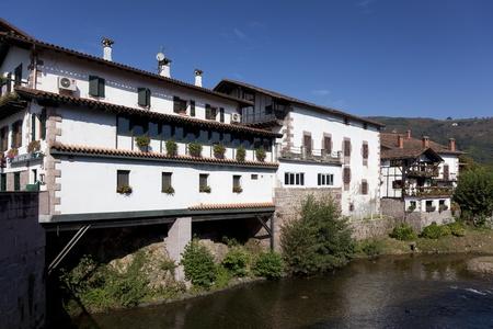 navarra: Elizondo, Baztan valley, Navarra, Spain