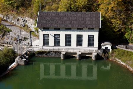 selva: Reservoir of Irabia, Selva de Irati, Navarra, Spain