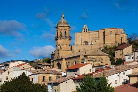 View of Labastida, Alava, Spain photo
