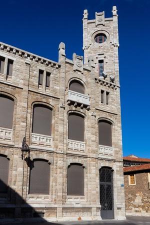 Ancient building of Correos, Leon, Castilla y Leon, Spain Stock Photo - 12214780