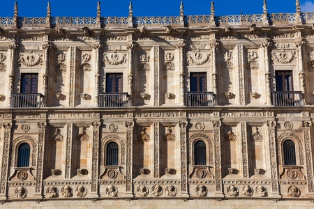 marcos: State-owned hotel of San Marcos, Leon, Castilla y Leon, Spain