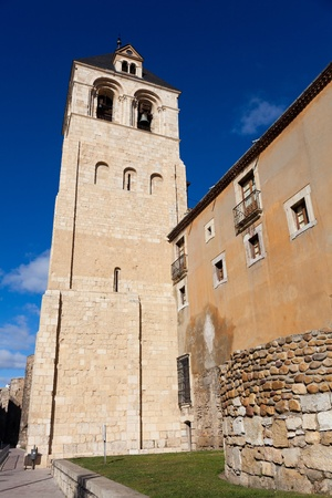 stone of destiny: Church of San Isidoro, Leon, Castilla y Leon, Spain