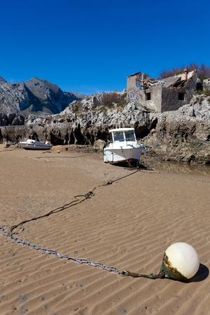berth: Beach of Islares, Cantabria, Spain