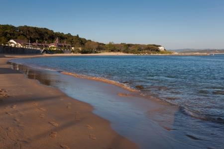 magdalena: Beach of the Magdalena, Santander, Cantabria, Spain
