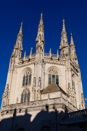 castilla: Cathedral of Burgos, Castilla y Leon, Spain