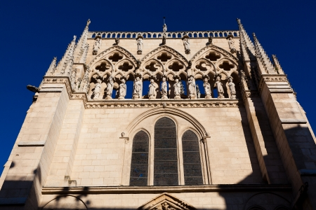 stone of destiny: Cathedral of Burgos, Castilla y Leon, Spain