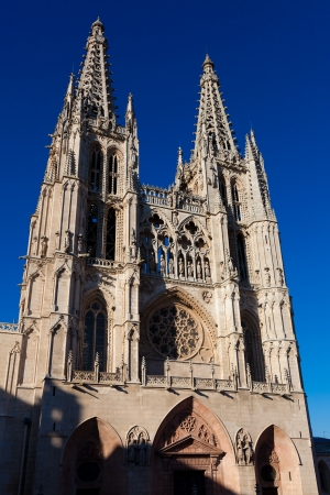 Cathedral of Burgos, Castilla y Leon, Spain Stock Photo - 14206572