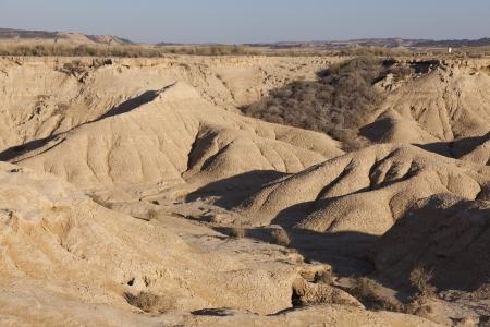navarra: Bardenas Reales desert, Navarra, Spain