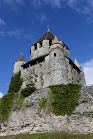 Cesar tower, Provins, Ille de France, France Stock Photo - 14564833