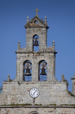 Church of Orzales, Campoo de Yuso, Cantabria, Spain Stock Photo - 14986766