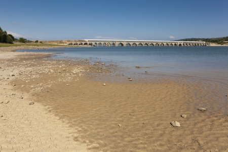 Ebro reservoir, Burgos, Castilla y Leon, Spain Stock Photo - 14984460