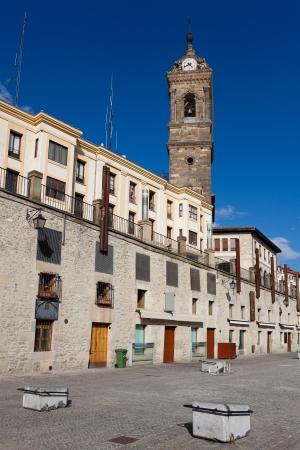 Aikotz square, VItoria, Alava, Basque Country, Spain Stock Photo - 15877140