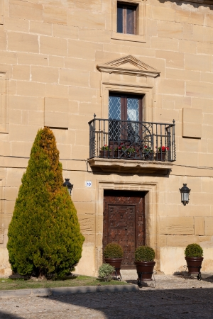 Architecture, of Sajazarra, La Rioja, Spain Stock Photo - 16545236