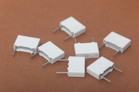 capacitors: Capacitors