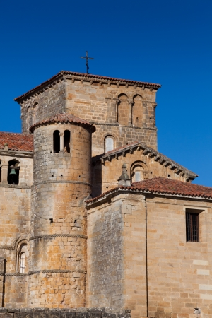 juliana: Santa Juliana collegiate church, Santillana del Mar, Cantabria, Spain